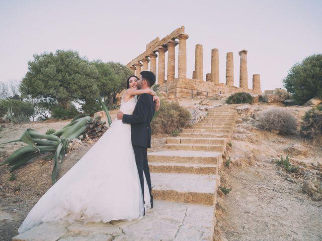 Il matrimonio di Angelo e Paola a Caltanissetta, Caltanissetta 23