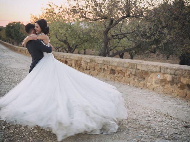Il matrimonio di Angelo e Paola a Caltanissetta, Caltanissetta 24