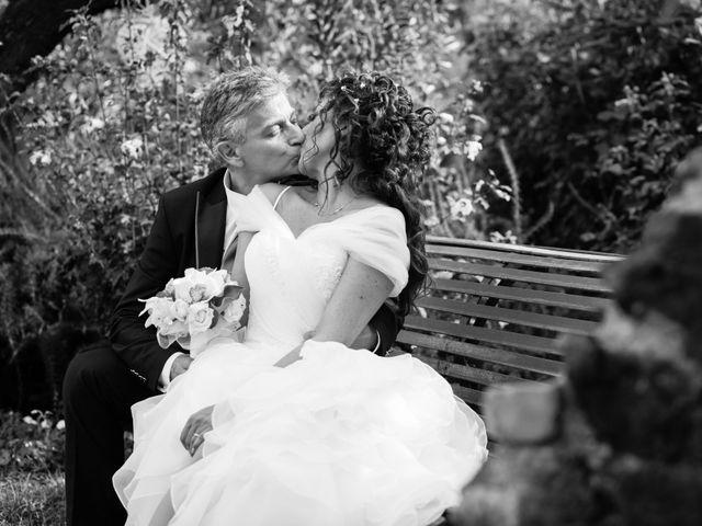 Le nozze di Rossella e Luigi