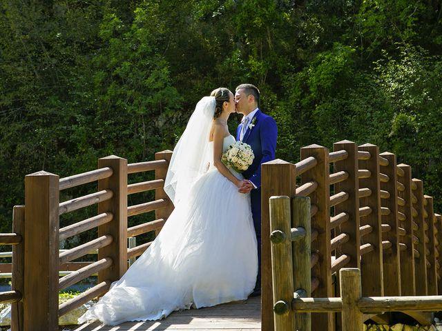 Il matrimonio di Dario e Valentina a Scanno, L'Aquila 2