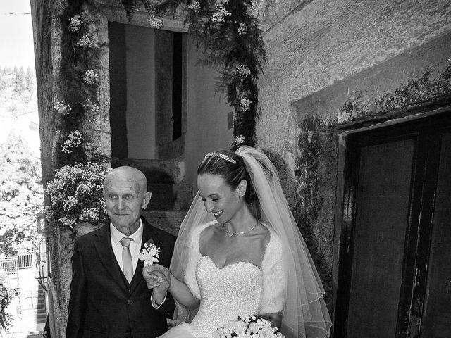 Il matrimonio di Dario e Valentina a Scanno, L'Aquila 30