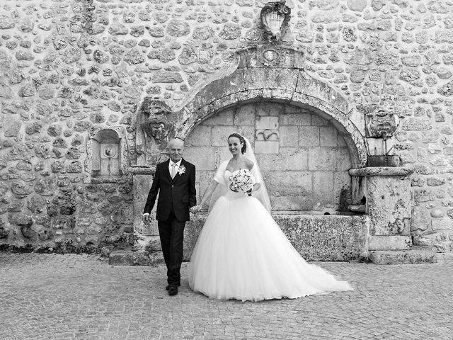 Il matrimonio di Dario e Valentina a Scanno, L'Aquila 34