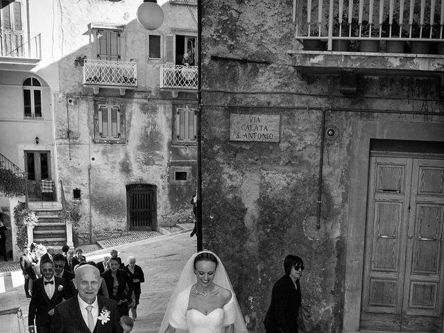 Il matrimonio di Dario e Valentina a Scanno, L'Aquila 36