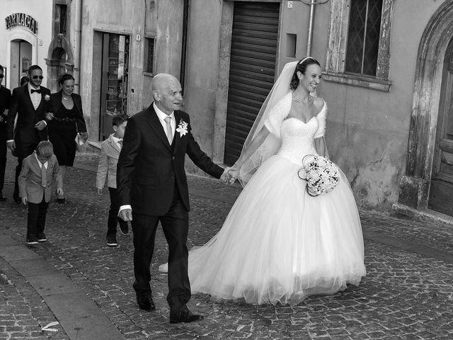 Il matrimonio di Dario e Valentina a Scanno, L'Aquila 38