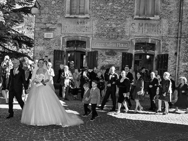 Il matrimonio di Dario e Valentina a Scanno, L'Aquila 39