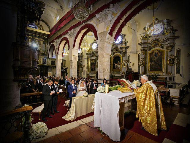 Il matrimonio di Dario e Valentina a Scanno, L'Aquila 42