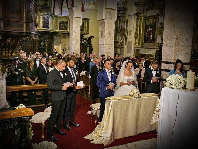 Il matrimonio di Dario e Valentina a Scanno, L'Aquila 43