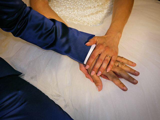 Il matrimonio di Dario e Valentina a Scanno, L'Aquila 47