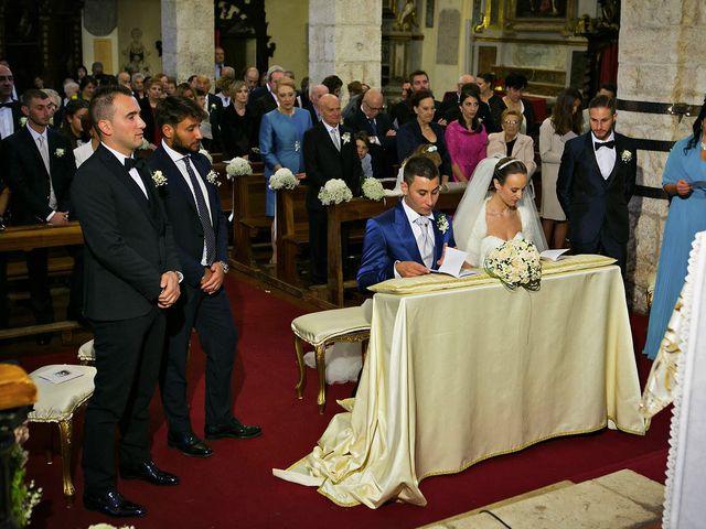 Il matrimonio di Dario e Valentina a Scanno, L'Aquila 49