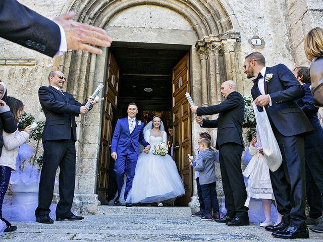 Il matrimonio di Dario e Valentina a Scanno, L'Aquila 51