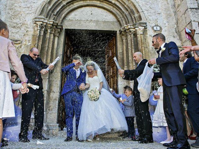 Il matrimonio di Dario e Valentina a Scanno, L'Aquila 52