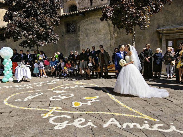 Il matrimonio di Dario e Valentina a Scanno, L'Aquila 55