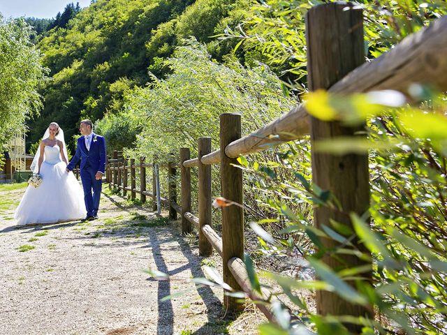 Il matrimonio di Dario e Valentina a Scanno, L'Aquila 58