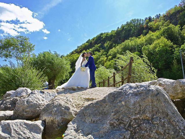 Il matrimonio di Dario e Valentina a Scanno, L'Aquila 59