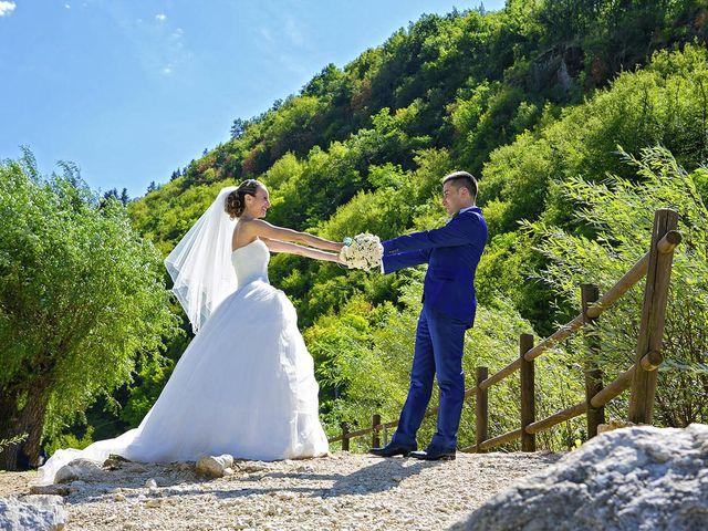 Il matrimonio di Dario e Valentina a Scanno, L'Aquila 60