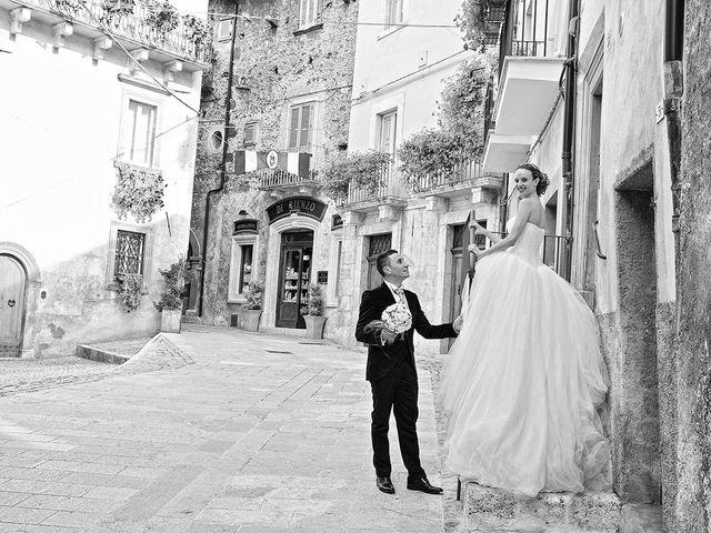 Il matrimonio di Dario e Valentina a Scanno, L'Aquila 62