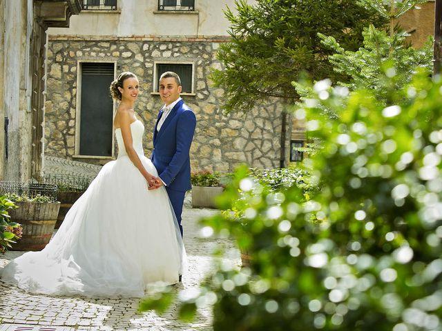 Il matrimonio di Dario e Valentina a Scanno, L'Aquila 64