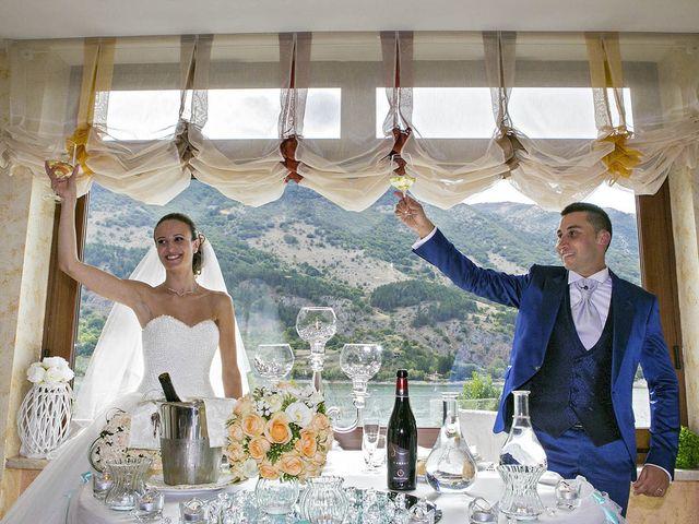 Il matrimonio di Dario e Valentina a Scanno, L'Aquila 70