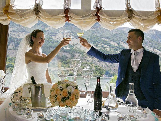 Il matrimonio di Dario e Valentina a Scanno, L'Aquila 71