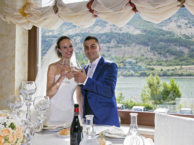 Il matrimonio di Dario e Valentina a Scanno, L'Aquila 72