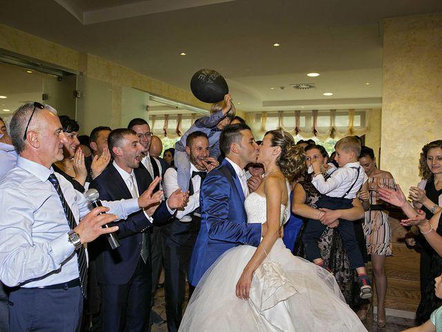 Il matrimonio di Dario e Valentina a Scanno, L'Aquila 73