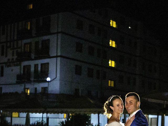 Il matrimonio di Dario e Valentina a Scanno, L'Aquila 76