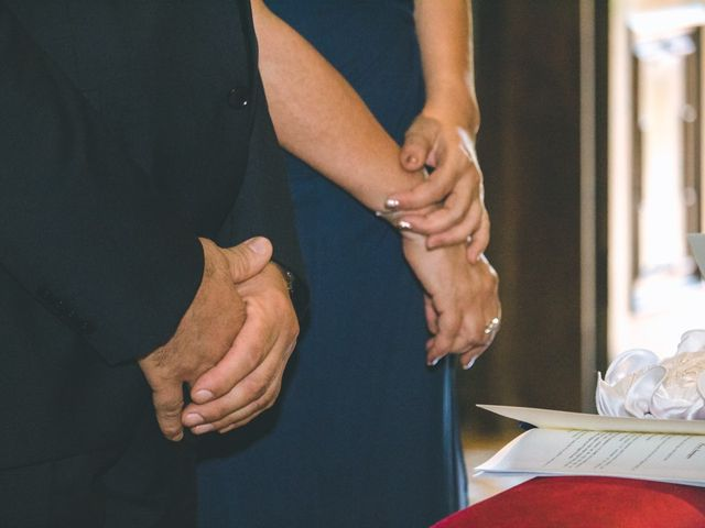 Il matrimonio di Maurizio e Monica a Capergnanica, Cremona 20