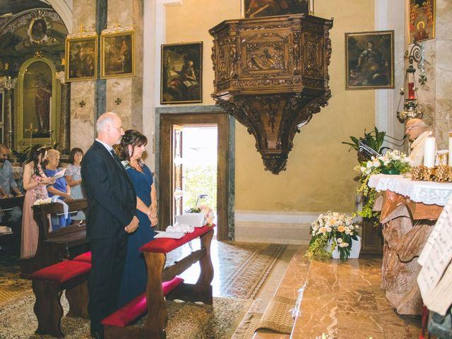 Il matrimonio di Maurizio e Monica a Capergnanica, Cremona 21