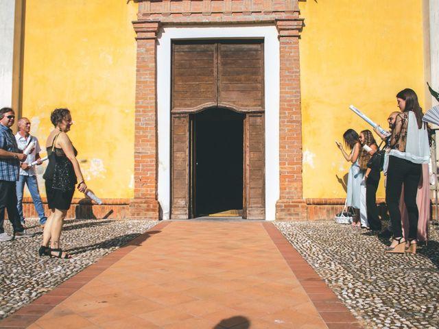 Il matrimonio di Maurizio e Monica a Capergnanica, Cremona 34
