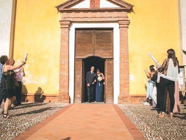 Il matrimonio di Maurizio e Monica a Capergnanica, Cremona 35