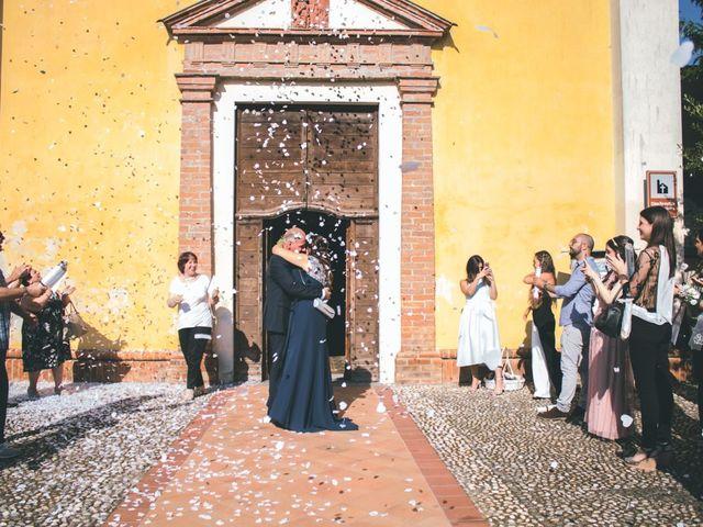 Il matrimonio di Maurizio e Monica a Capergnanica, Cremona 40