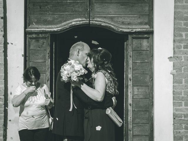 Il matrimonio di Maurizio e Monica a Capergnanica, Cremona 42