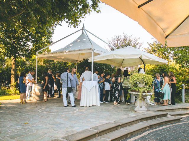 Il matrimonio di Maurizio e Monica a Capergnanica, Cremona 63