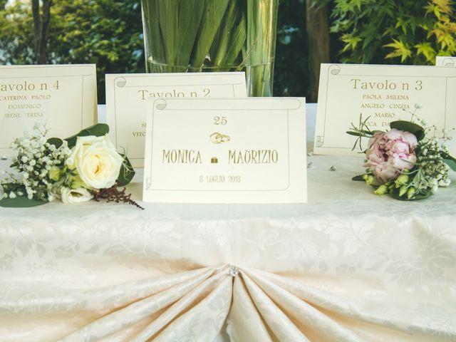 Il matrimonio di Maurizio e Monica a Capergnanica, Cremona 68