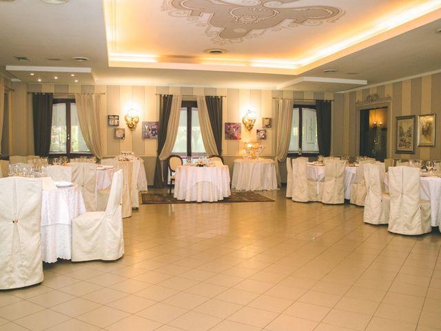 Il matrimonio di Maurizio e Monica a Capergnanica, Cremona 72