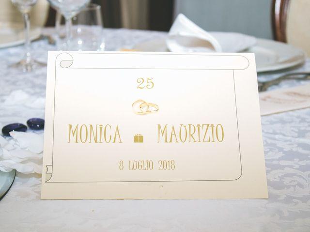 Il matrimonio di Maurizio e Monica a Capergnanica, Cremona 77