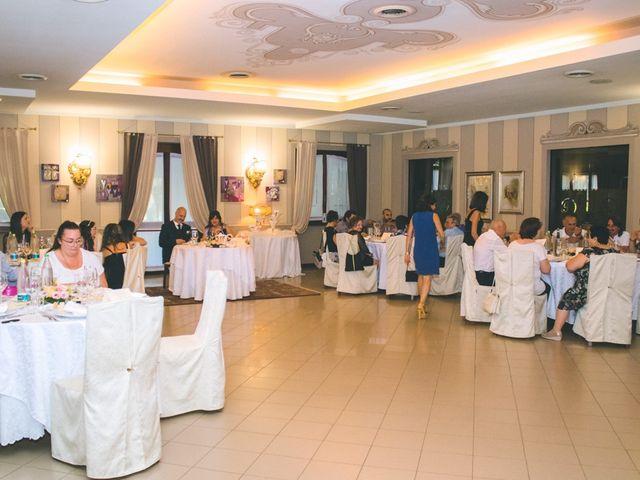 Il matrimonio di Maurizio e Monica a Capergnanica, Cremona 93