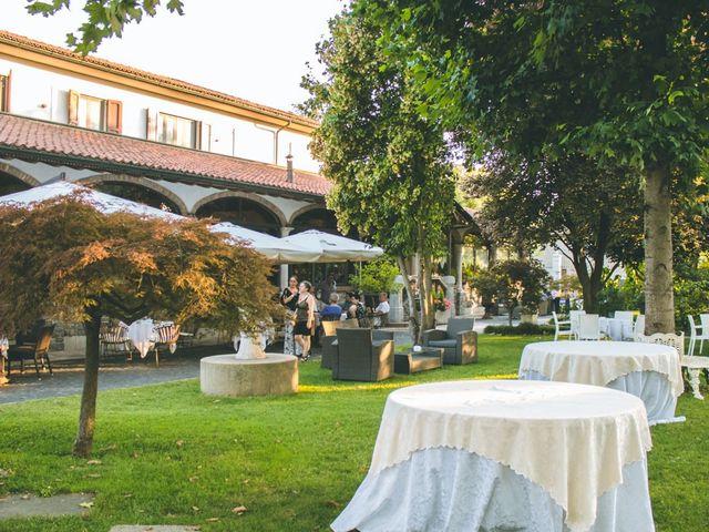 Il matrimonio di Maurizio e Monica a Capergnanica, Cremona 96