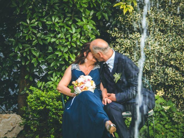 Il matrimonio di Maurizio e Monica a Capergnanica, Cremona 101