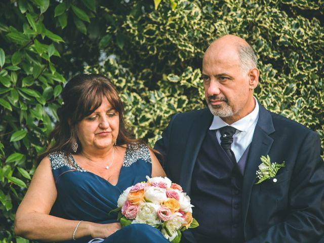 Il matrimonio di Maurizio e Monica a Capergnanica, Cremona 103