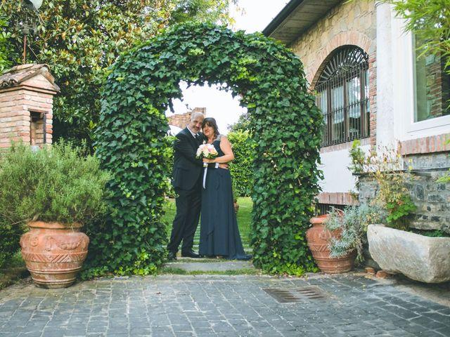 Il matrimonio di Maurizio e Monica a Capergnanica, Cremona 113