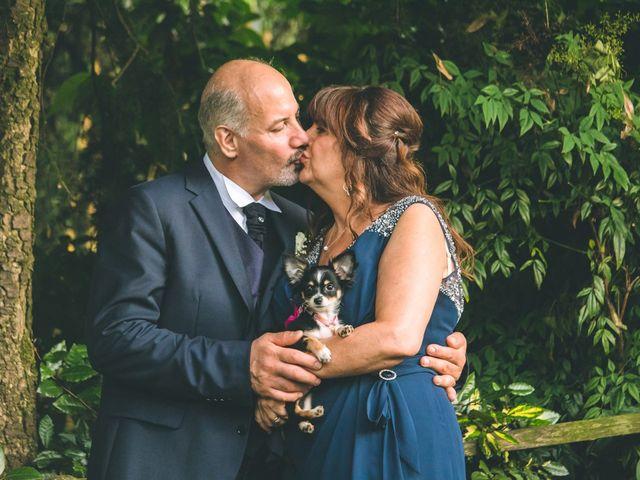 le nozze di Monica e Maurizio