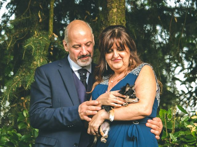 Il matrimonio di Maurizio e Monica a Capergnanica, Cremona 120