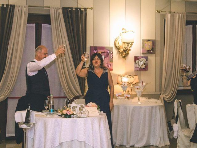 Il matrimonio di Maurizio e Monica a Capergnanica, Cremona 140