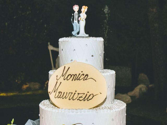 Il matrimonio di Maurizio e Monica a Capergnanica, Cremona 144