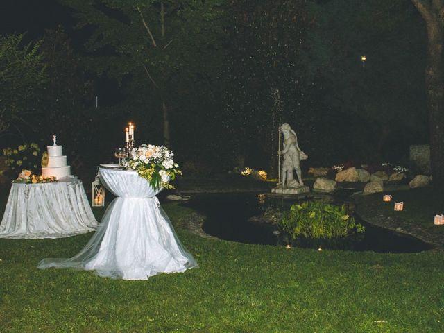 Il matrimonio di Maurizio e Monica a Capergnanica, Cremona 146