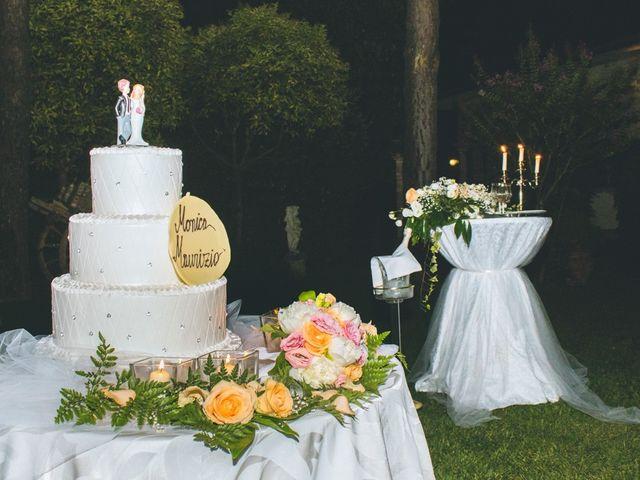 Il matrimonio di Maurizio e Monica a Capergnanica, Cremona 148
