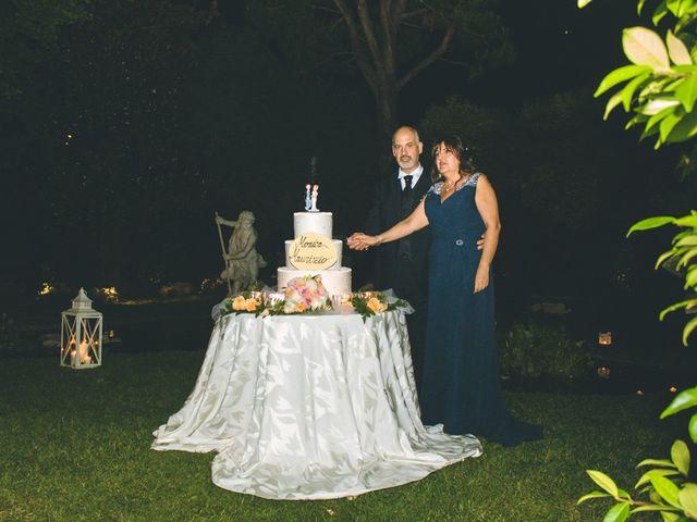 Il matrimonio di Maurizio e Monica a Capergnanica, Cremona 149