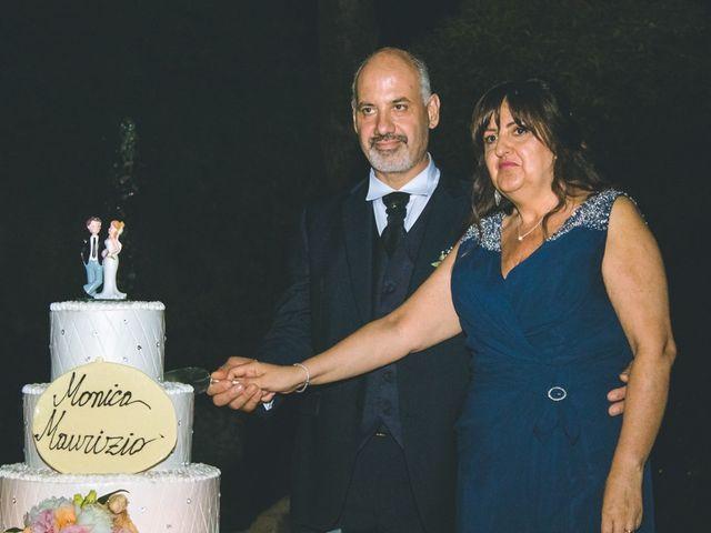 Il matrimonio di Maurizio e Monica a Capergnanica, Cremona 150