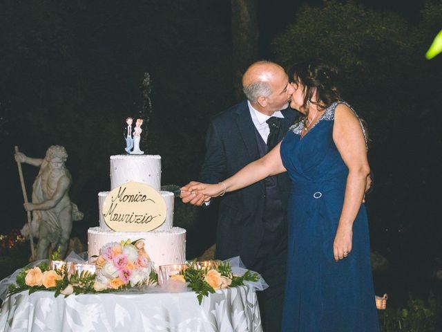 Il matrimonio di Maurizio e Monica a Capergnanica, Cremona 151